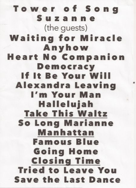seattle setlist 2nd half seattle.JPG