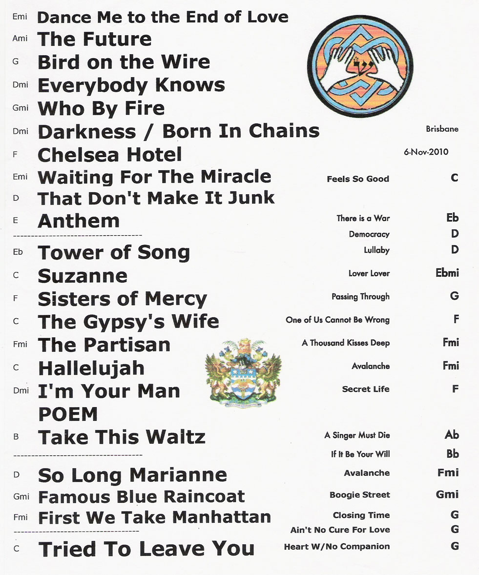 Brisbane-Set-List-6.11.2010.jpg